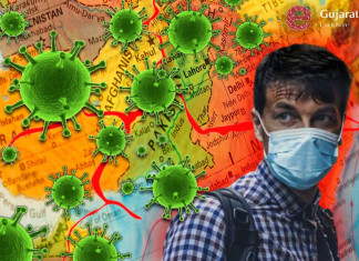 Coronavirus cases 'officially' breaches 1 lakh-mark in India, death toll jumps to 3,163