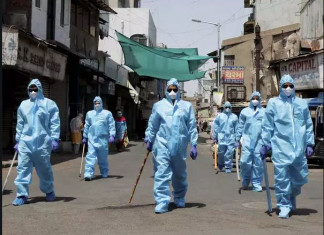 India again reports biggest single-day rise in COVID-19 cases, death toll jumps to 5,394