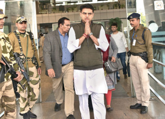 Sachin Pilot, 18 MLAs move Rajasthan HC against Speaker's disqualification notice